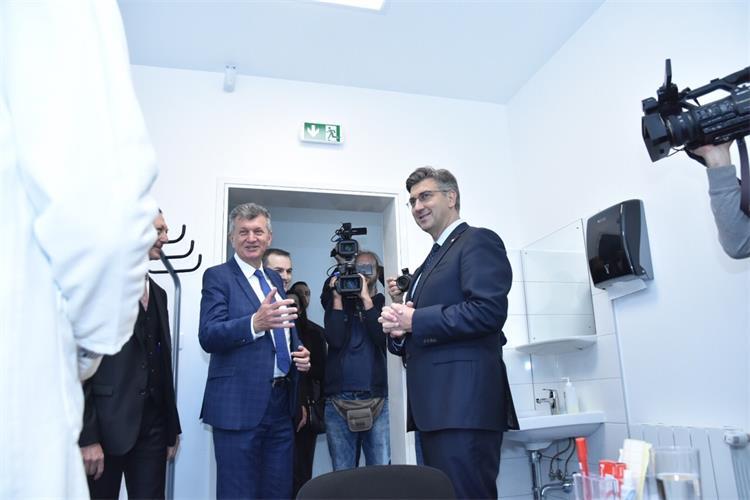 Dnevna bolnica u Zagvozdu omogućit će novu kvalitetu života ljudima koji žive u Dalmatinskoj zagori