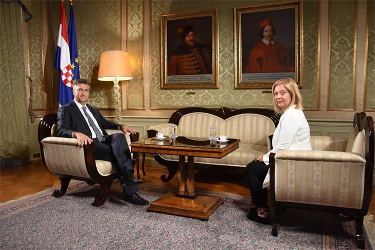 Izbor Dubravke Šuice uspjeh je cijele Hrvatske, a Fortenova polako izlazi iz krize i kreće se prema tržišnim uvjetima