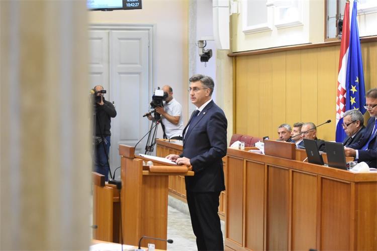 Plenković: Potrebno je više tolerancije i uvažavanja u hrvatskom društvu