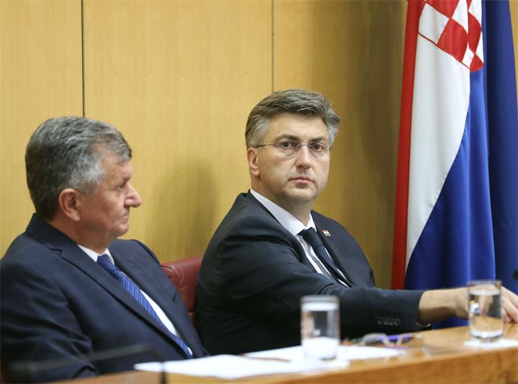 Plenković: Vlada provodi reforme za bolji položaj zdravstvenih radnika te za dostupnost i kvalitetu usluge pacijentima