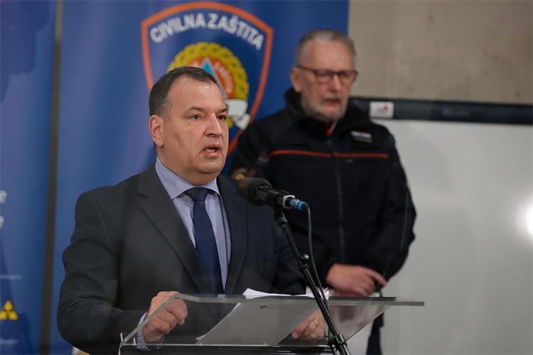Stožer: Ulazimo u kritično važno razdoblje slijedećih nekoliko tjedana i moramo izdržati u ovom režimu