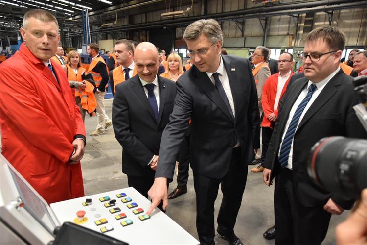 hrvatski izvoznici su motor razvoja hrvatskoga gospodarstva
