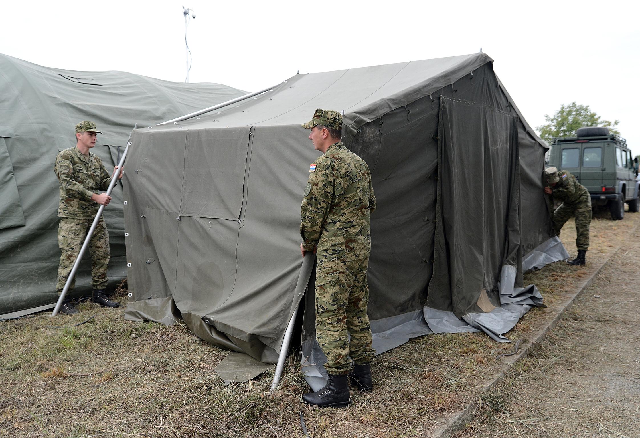 Besplatno upoznavanje vojske vojske