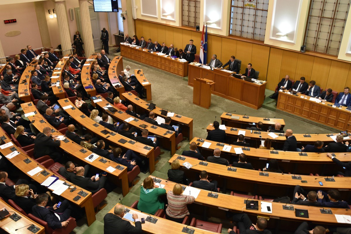 government of the republic of croatia the relationship between the