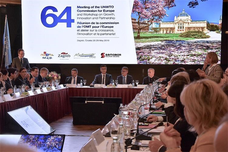Government of the Republic of Croatia - Meeting of UNWTO Commission